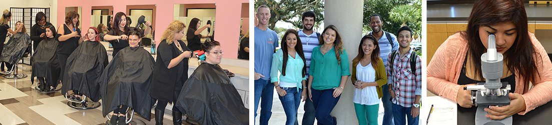 Galveston College Student Services