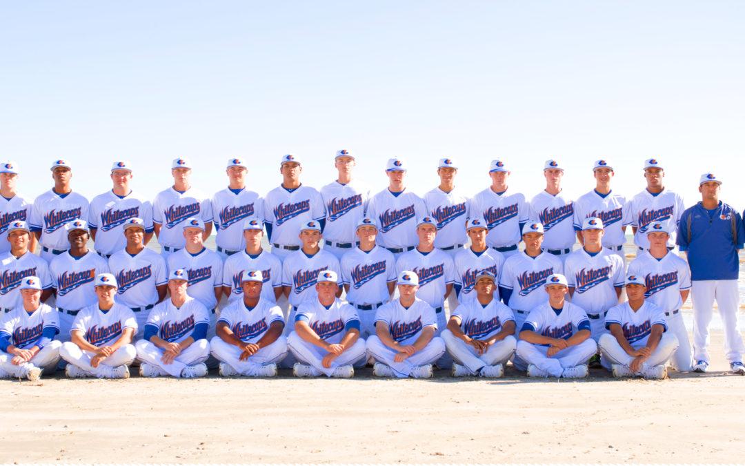 Whitecaps Baseball Honored Leading up to NJCAA Region XIV Tournament