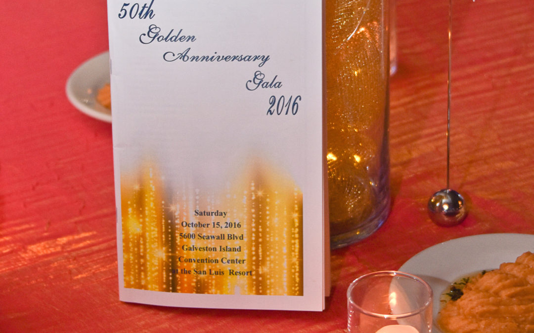 View Photos from Galveston College's 50th Golden Anniversary Gala!