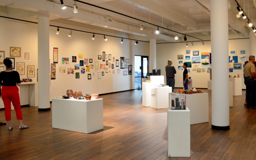 Ball High School Student Art Exhibition