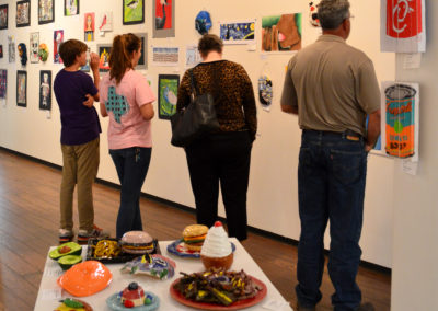 2017 BHS Student Art Show_Parents