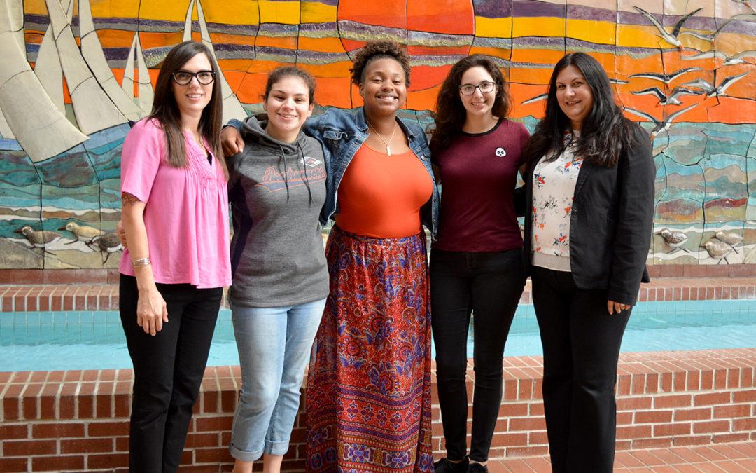 TRIO Upward Bound Participants Awarded Scholarships
