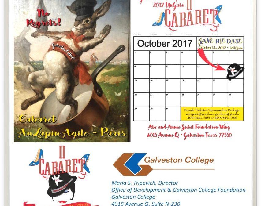 Galveston College UnGala II Cabaret