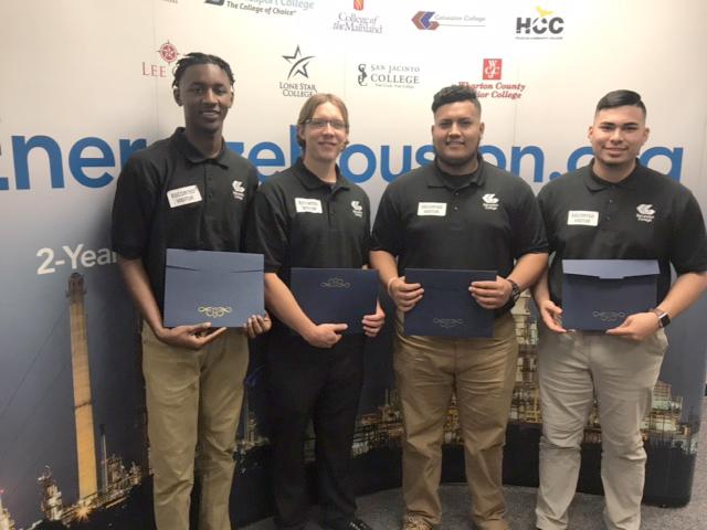 Galveston College ATC Students Awarded ExxonMobil Scholarships