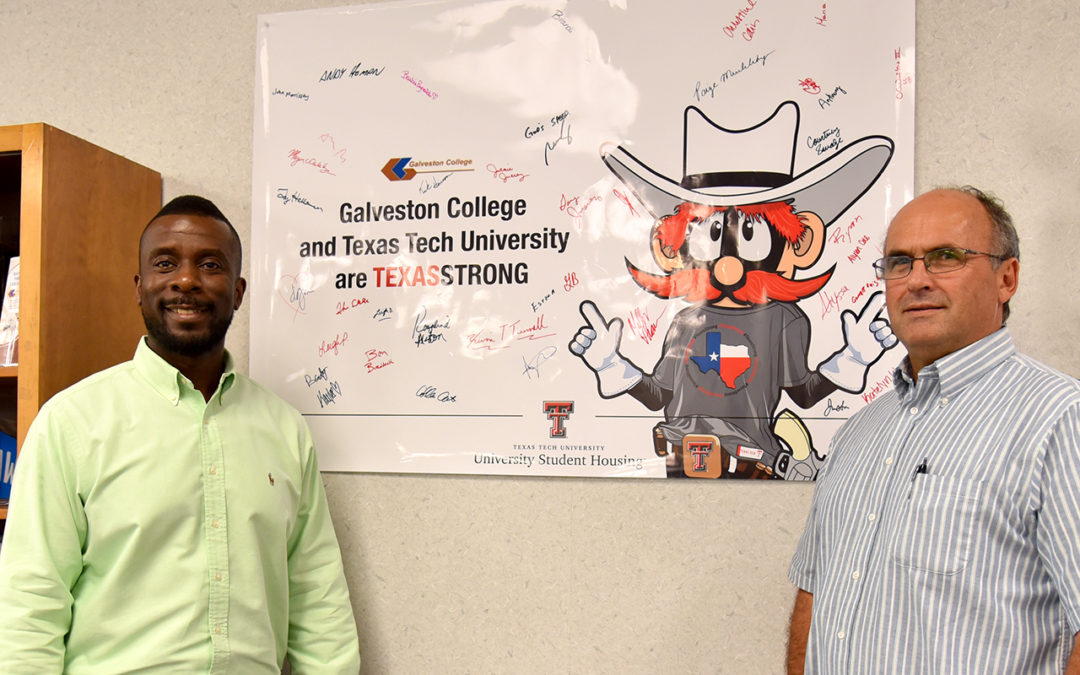 Texas Tech reaches out to Gulf Coast Colleges