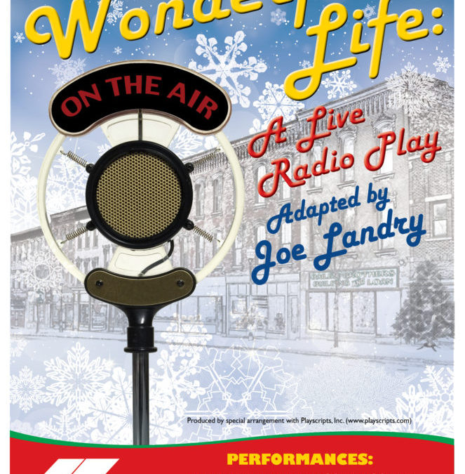 "GC Theatre Department Presents ""It's a Wonderful Life Radio Play"""