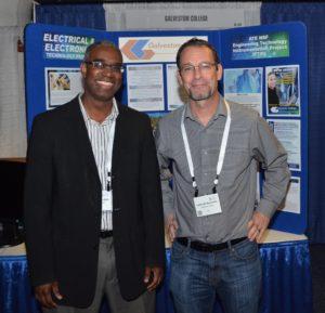 GC Professors attend ATE Principal Investigators Conference